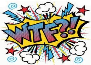 Что такое WTF, ВТФ?
