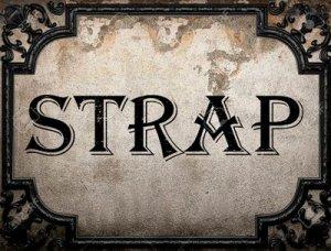 Strap - перевод?