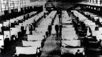Смертельный грипп 1918 года в Индии.