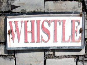 Whistle - перевод?