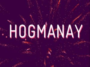 Hogmanay - перевод?