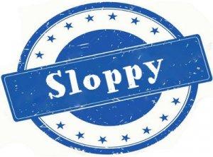 Sloppy - перевод?