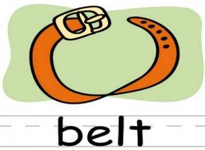 Belt - перевод?
