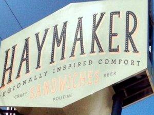 Haymaker - перевод?