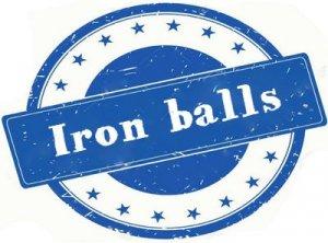 Iron balls - перевод