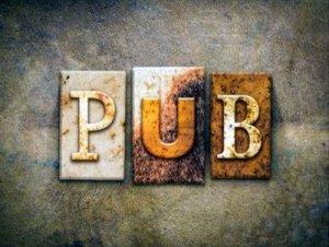 Pub, Tavern, Saloon - перевод?