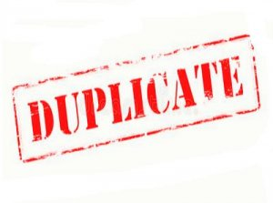 Replicate, Duplicate - перевод?