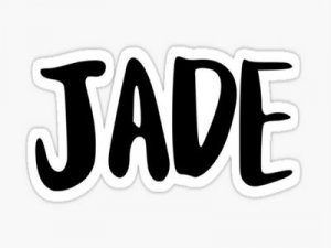 Jade - перевод?