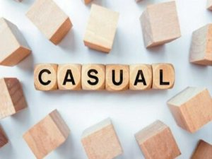 Casualty, Casual - перевод?