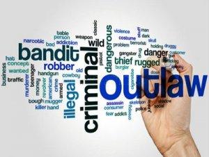 Outlaw, Criminal - перевод?