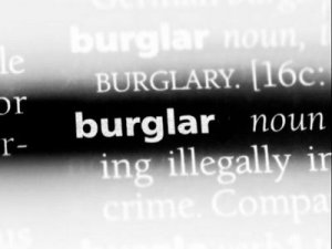 Burglar - перевод?