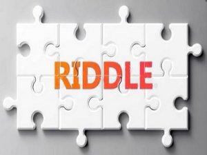 Riddle - перевод?