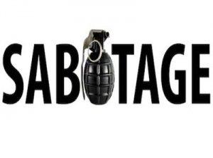 Sabotage - перевод?