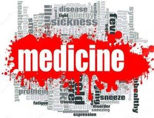 Medication, Medicine - перевод?