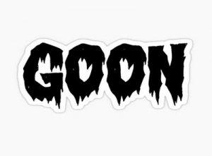 Goon - перевод?