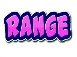 Range - перевод?