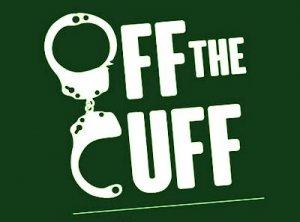 Off the cuff - перевод?