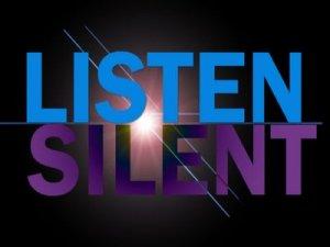 Silent, Listen - перевод?