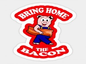Bringing home the bacon - перевод?