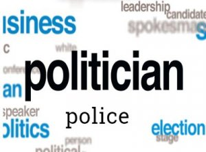 Politician, Police - перевод?