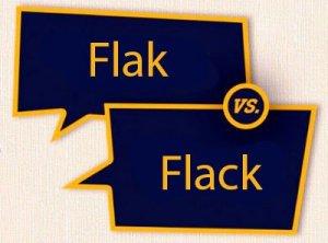 Flak, Flack, Harp - перевод?