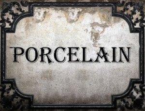 Porcelain - перевод?