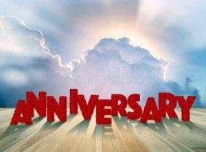 Anniversary - перевод?