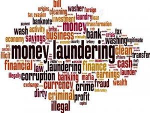 Money laundering - перевод?