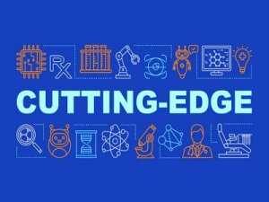Leading Edge, Cutting Edge - перевод?