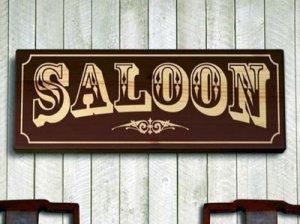 Saloon - перевод?