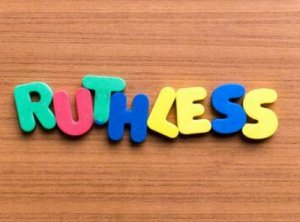 Ruthless - перевод?