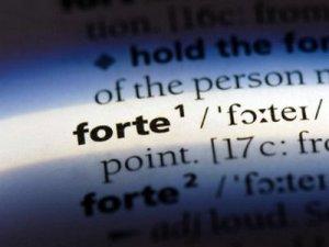Forte - перевод?