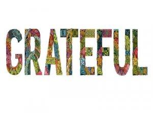 Grateful - перевод?