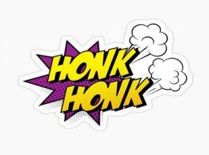 Honk - перевод?