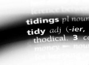 Tidy - перевод?