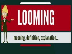 Looming - перевод?