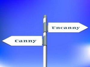 Canny, Uncanny - перевод?