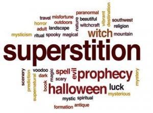Superstition - перевод?