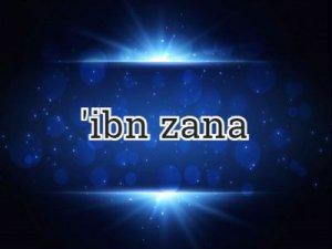 'ibn zana - что значит?