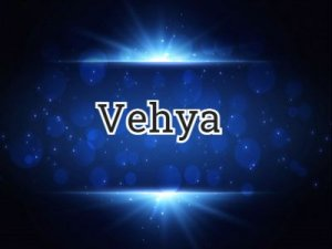 Vehya - что значит?