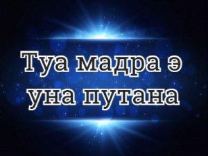 Туа мадра э уна путана - перевод?
