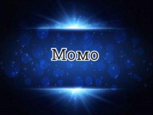 Момо - что значит?