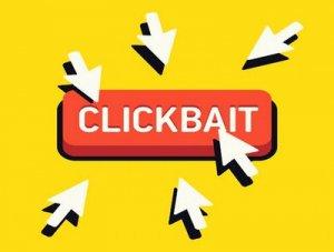 Что значит Кликбейт?