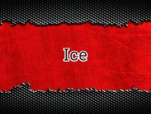 Ice - что значит?