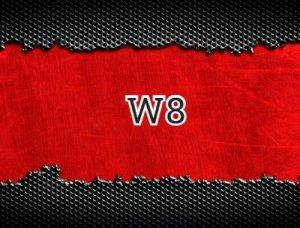 W8 - что значит?
