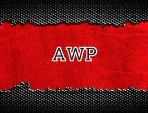 AWP - что значит?