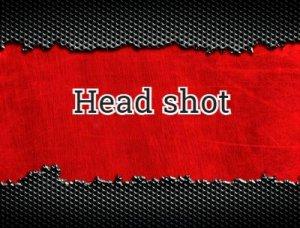 Head shot - что значит?