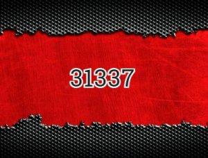 31337 - что значит?