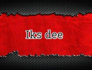 Iks dee - что значит?