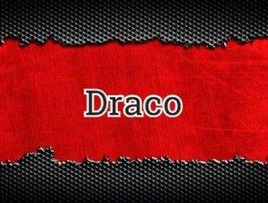Draco - что значит?